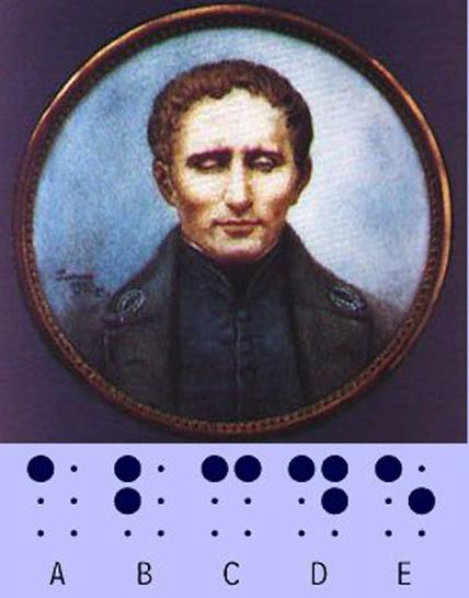 Врача луи брайля 1809 1852 гг который ещё